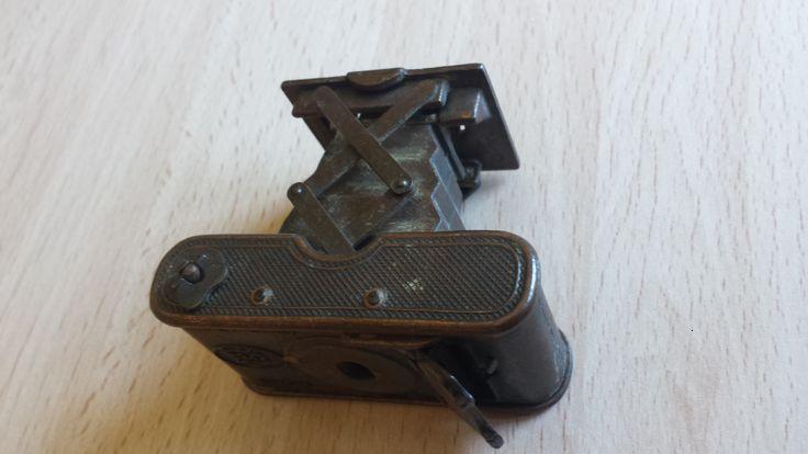 Sacapuntas 1016, cámara de fotos. Juguetes Martí, antique pencil sharpener
