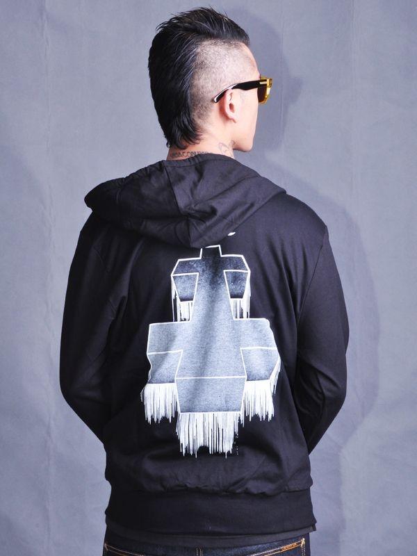 Sweatshirts - I Anty Justice | Rockmen Inside Online Store