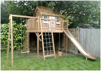 Image result for childrens tree houses