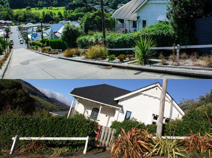 Болдуин-стрит, Данидин, Новая Зеландия