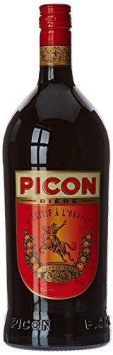 PICON Bière Amer Brun 1,5L: Une recette unique. Des arômes fruités et des notes plus complexes grâce à son alliance originale d'écorces…