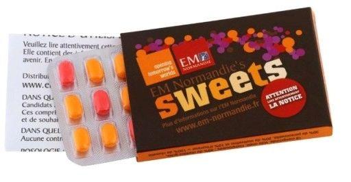 Candy blister 36 personalizzata