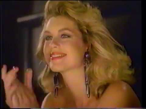 Finesse - Shampoo Conditioner Commercial - Nothing Less than (1987) - YouTube