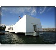USS Arizona Memorial Pearl Harbor, Ohau, Hawaii