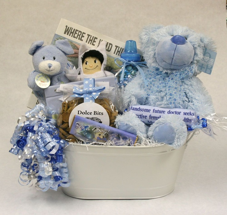 Baby Gift Baskets Delivered : Best baby boy gift baskets ideas on