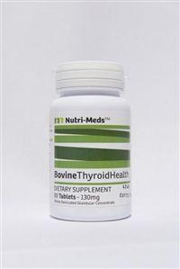 Nutri-Meds Desiccated Bovine Thyroid Tablets