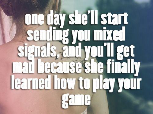 playin the game