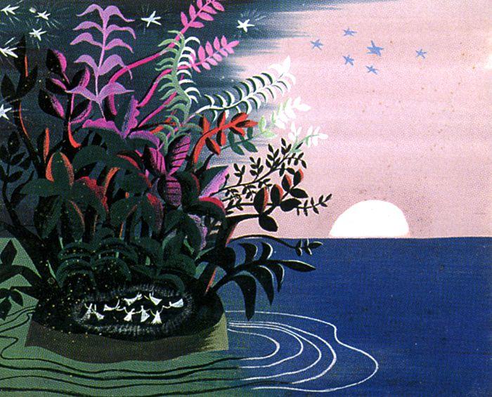 Mary Blair illustration