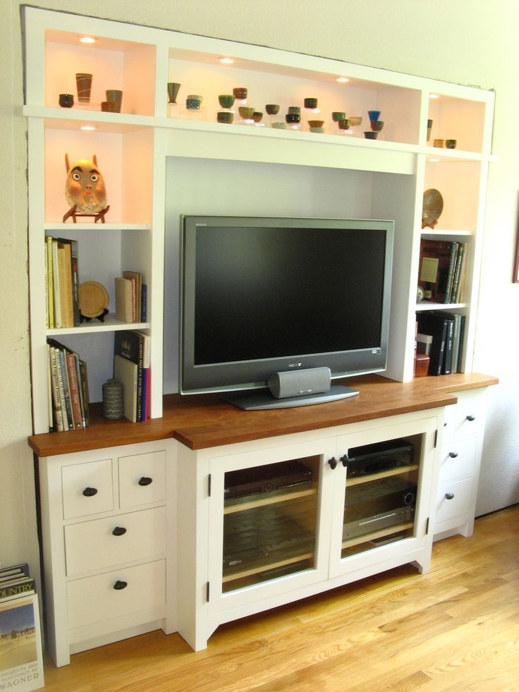 1000 ideas about built in wall units on pinterest built for Built in wall units
