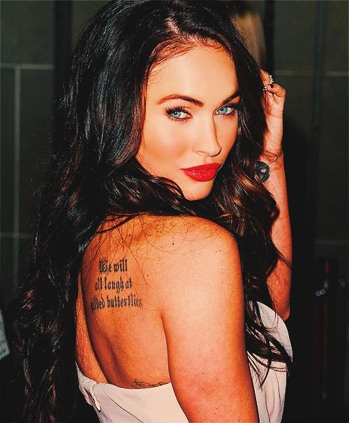 loveee Megan Fox. such a babe!