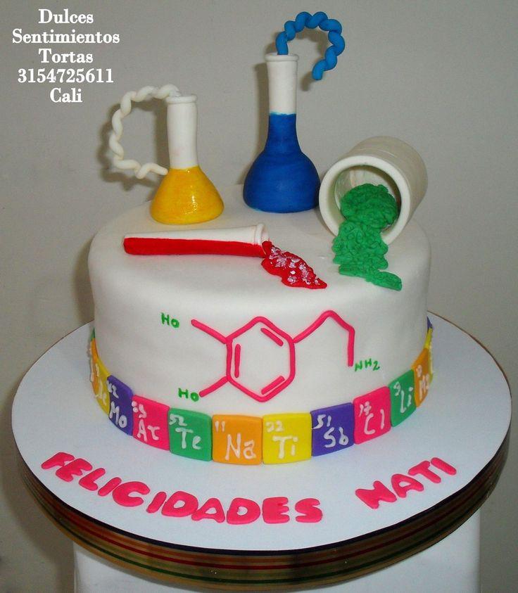 Ingeniera Química la torta Cali Colombia