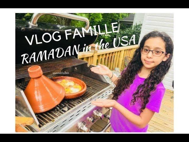 مائدة رمضان في امريكا قصة البالكون و وصفات ساهلة لربح الوقت Vlog Ramadan Ramadan Vlogging Simple