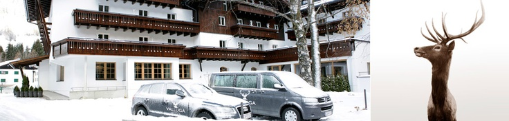Valluga Hotel, Austria