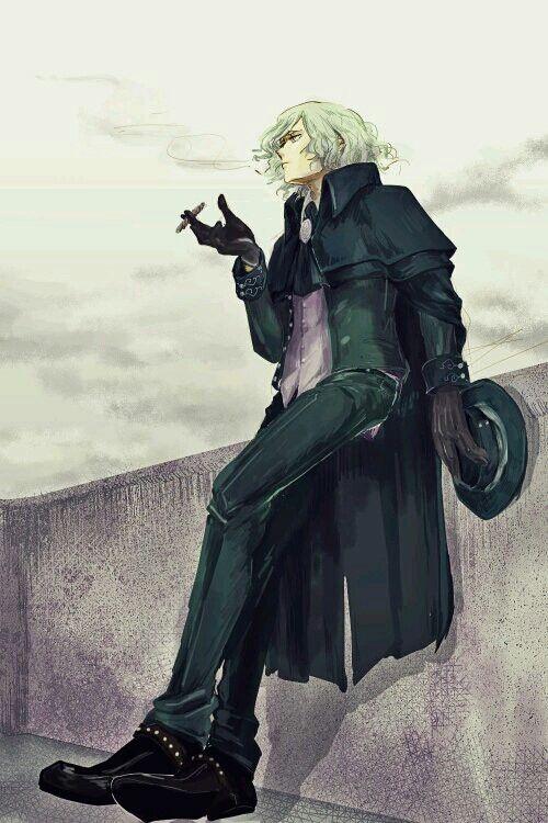 Fate/Grand Order || Edmond Dantes (The Count of Monte Cristo) || Avenger
