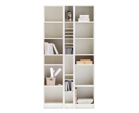 Oltre 25 fantastiche idee su librerie billy su pinterest - Besta ikea misure ...