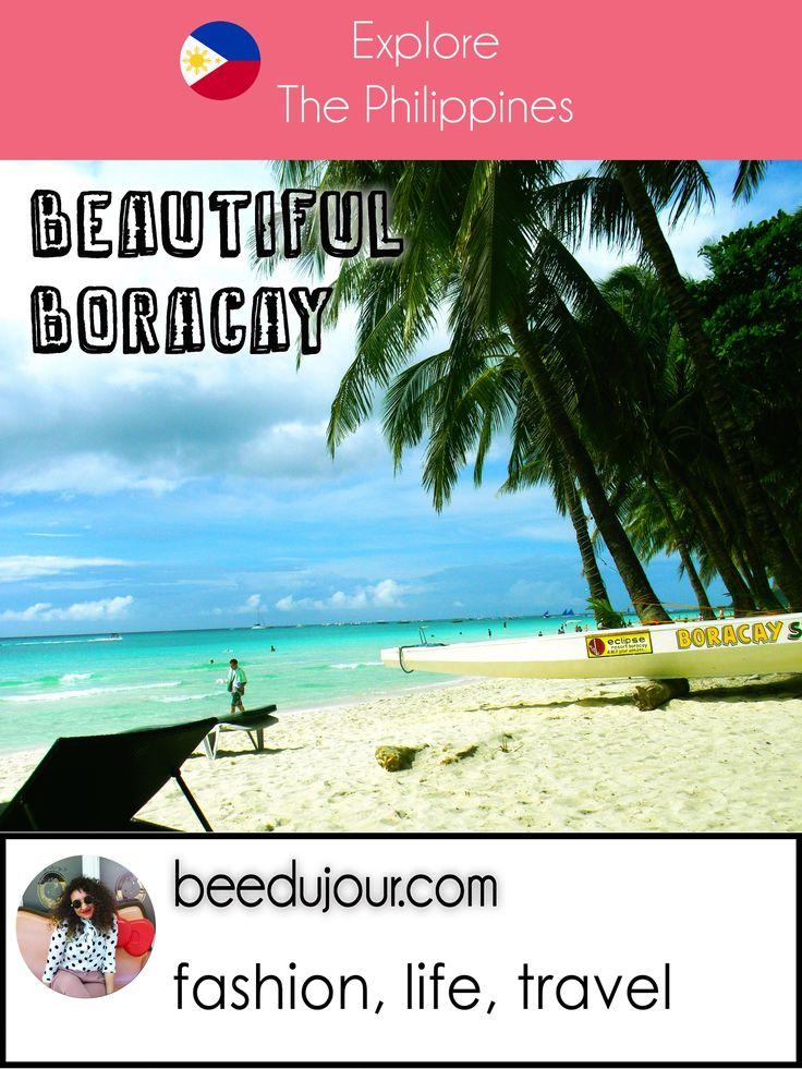 Beautiful Boracay · Bee Du Jour