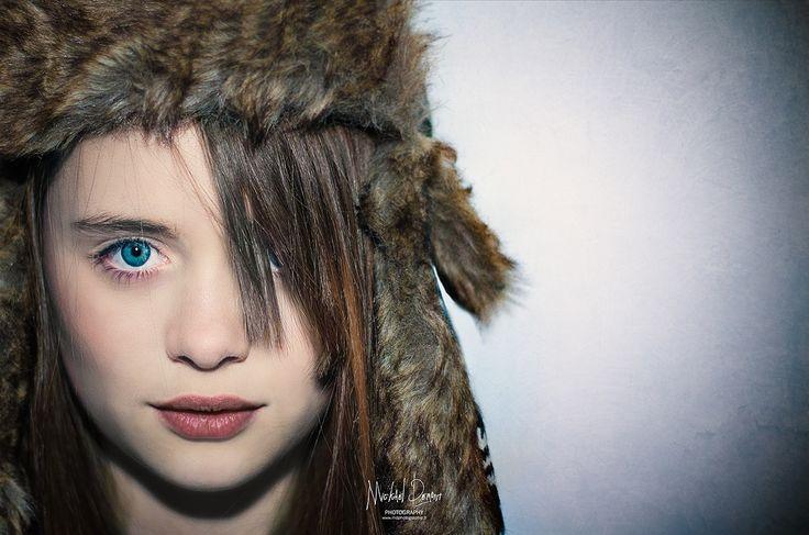 Photographie Portrait - Chloé by Mickaël Demont on 500px Béthune - Valenciennes - Divion / FRANCE