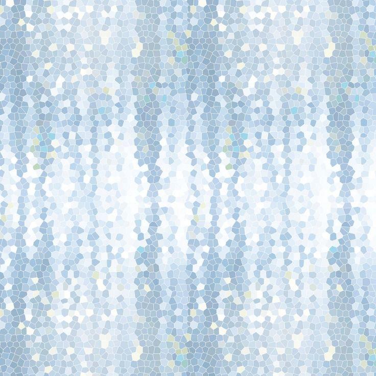 Firefly Cotton Satin Fabric (Ice) on Feathr.com