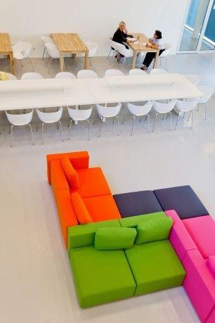 ROC Zadkine College | Rubber Flooring Artigo