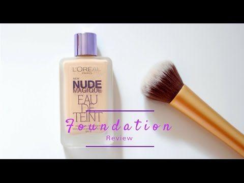 Nude Magique Eau de Teint (fapex.pt) | REVIEW