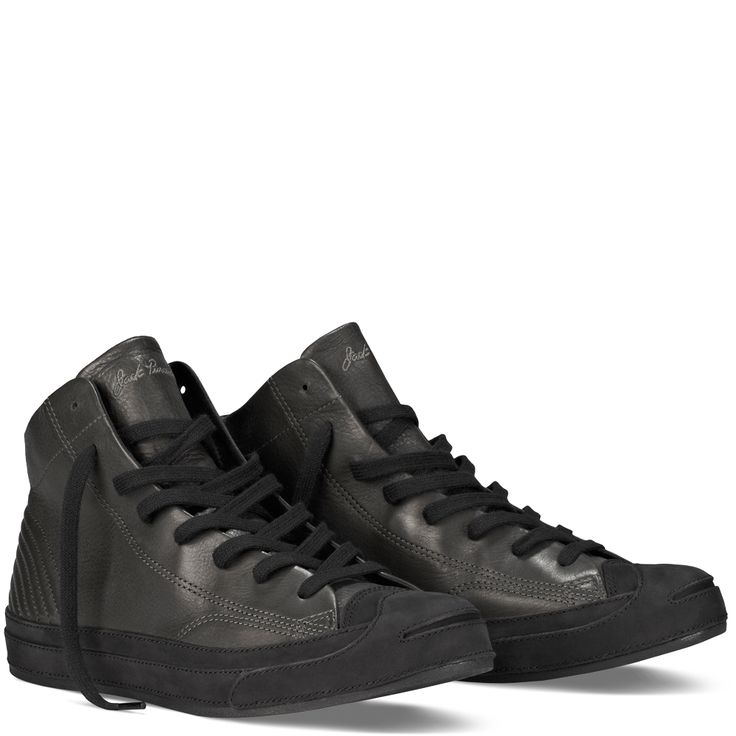 Converse Jack Purcell Moto Jacket Shoes