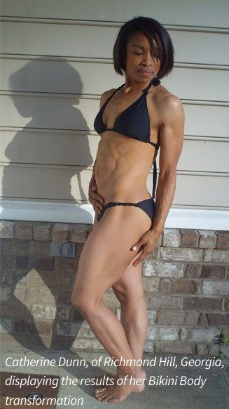 How To Get a Bikini Body Fast - Here is the best bikini body workout review.