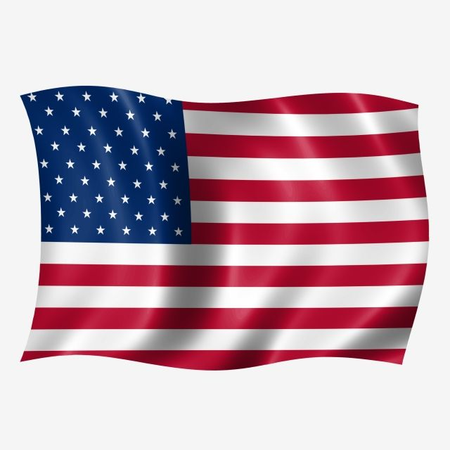 Usa Waving Flag Wave Clipart Graphic Design Background Templates Flag