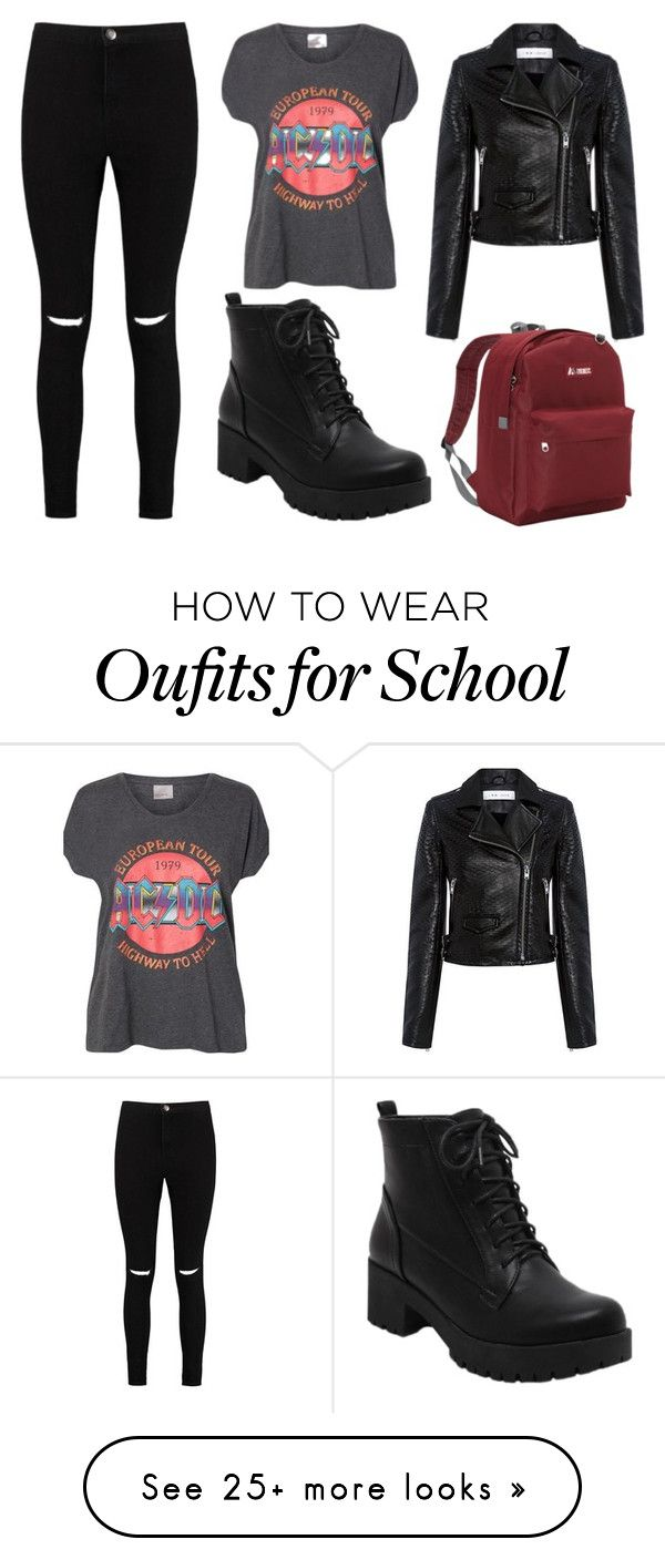 """The Shannara Chronicles"" by marndt433 on Polyvore featuring Boohoo, IRO, Vero Moda and Everest"