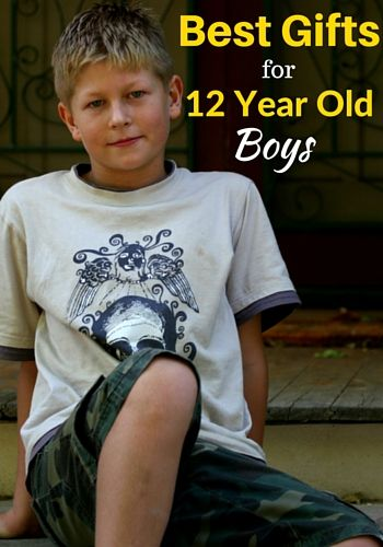 Find The Best Gifts For 12 Year Old Boys HERE!