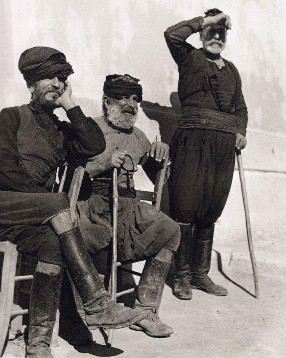 Nelly's, Μεσημερι στην Κρήτη, 1927