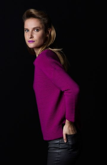 Elk Mulberry Ottoman Sweater http://opusdesign.com.au/collections/fashion