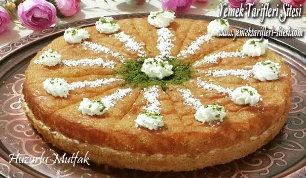 Yalancı Ekmek Kadayıfı Tarifi | Yemek Tarifleri Sitesi - Oktay Usta - Harika ve Nefis Yemek Tarifleri