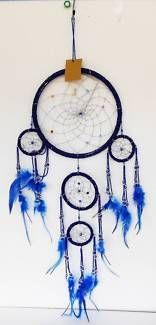 FULLY BEADED BLUE DREAM CATCHER | Decorative Accessories | Gumtree Australia…