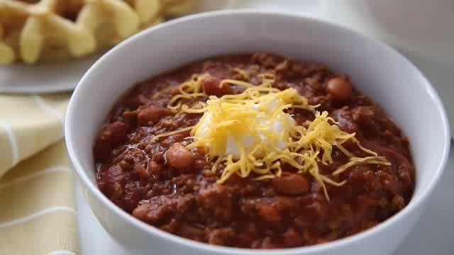 Classic Homemade Chili Recipe In 2020 Homemade Chili Chili Recipe Easy Homemade Chili Recipe
