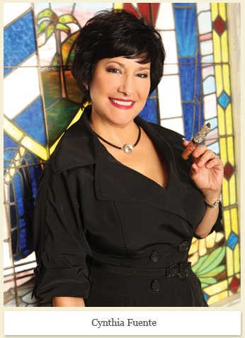 Cynthia Fuente- The First Lady of Cigars and owner of Arturo Fuente Cigar Company