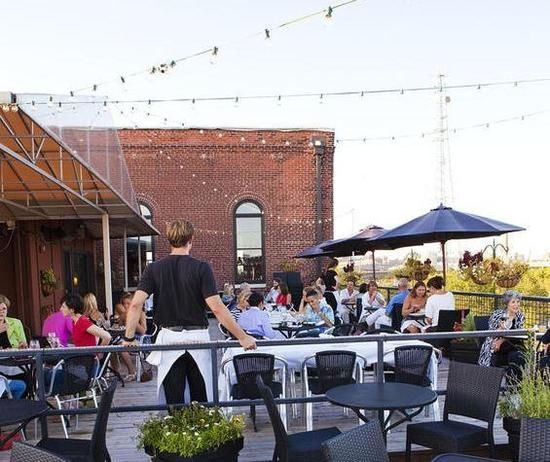 The 10 Best Outdoor Dining Spots in #STL