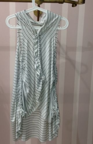 NASSOS LOUIZOS - STRIPES TUNIC