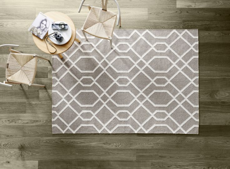 Style your room with a stunning Provincial Lane Tobra Rug to add effortless chic