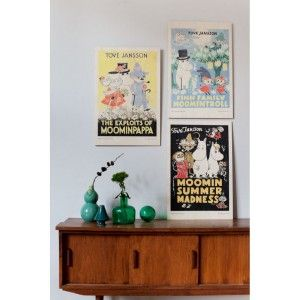 Prints, Posters & Canvases | The Moomin Shop
