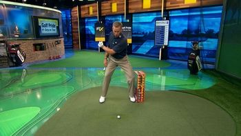 Michael Breed, host of 'The Golf Fix,' shows why you should copy the footwork of Greenbrier Classic champ Jonas Blixt.  Watch 'The Golf Fix' Mondays at 7PM ET.