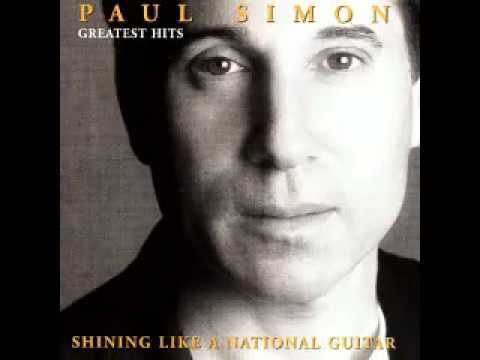 Paul Simon - Kodachrome + lyrics