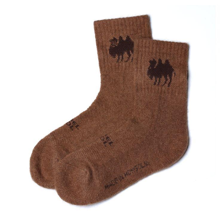 Носки из верблюжьего пуха