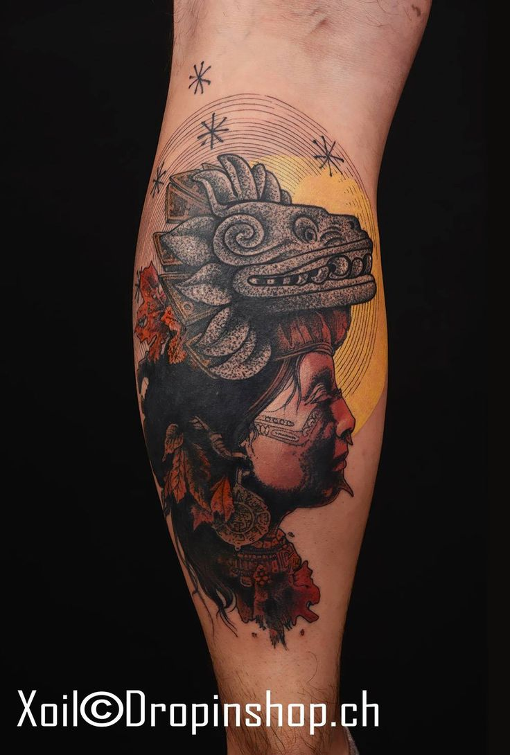 Déjà 18 ans que Loïc Lavenu aka Xoil sublime l'univers du tatouage avec ses créations hors du commun. Entre deux tatoos, le natif de Montélimar a accepté notre interview.Rencontre. Par François Graz Jacker / Peux-tu nous raconter ton parcours? Qu'est-ce qui t'as donné goût au tatouage? Xoil / Lorsque mon frère est revenu de l'armée il s'est acheté un kit de tatouage et il m'a tatoué, c'est parti de là. J'avais 18 ans à l'époque et je travaillais comme maçon. …