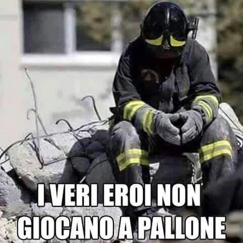 DEDICATA AI VIGILI DEL FUOCO in servizio nelle zone terremotate del centro-Italia!