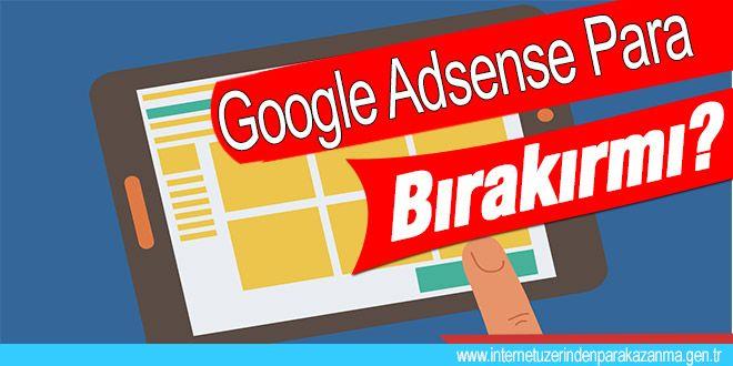Adsense, günümüzün en büyük reklam birimlerinden biri olarak bilinir. İnternet aleminin en çok para kazandıran oluşumlarından biri olan Google Adsense