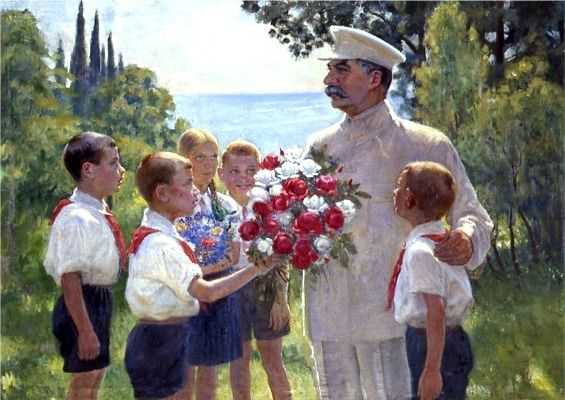 Roses for Stalin.