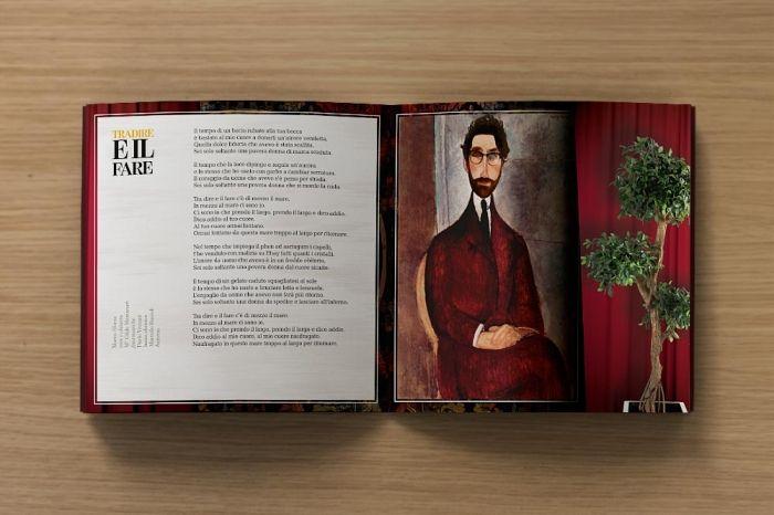 """Marco Sforza """"Un capolavoro"""" - Modigliani restyling"""