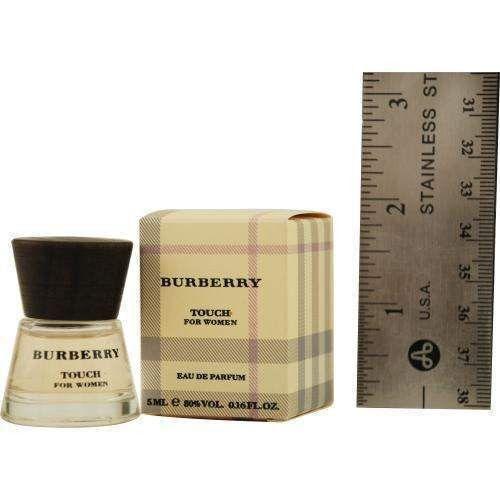 Burberry Touch By Burberry Eau De Parfum .16 Oz Mini