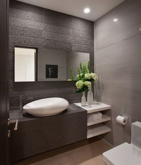 45 Best Images About Badezimmer On Pinterest | Toilets, Follow Me ... 15 Beispiele Modernes Badezimmer Design