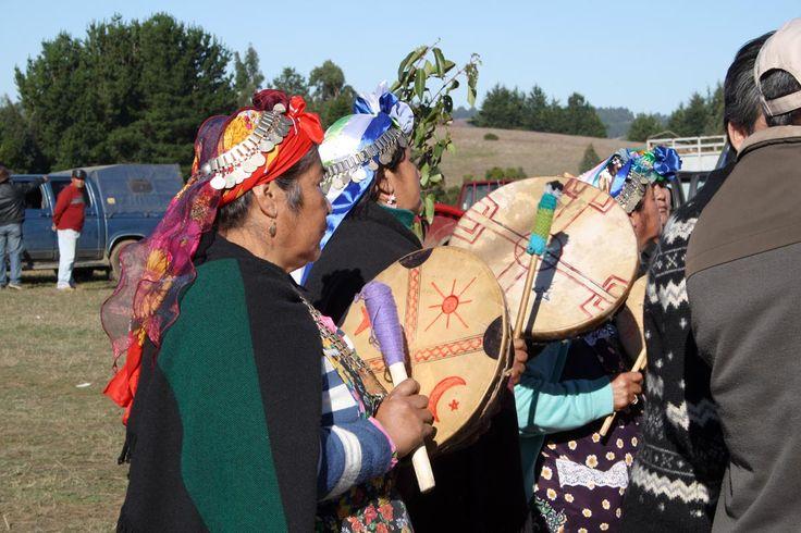 Cultura  Mapuche - trawun